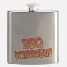 BBQ Wingman Flask