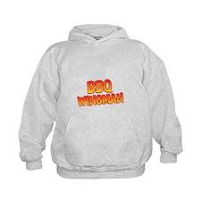 BBQ Wingman Hoodie