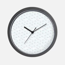Do not forget me Wall Clock
