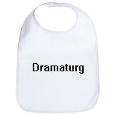Dramaturg Retro Digital Job Design Bib