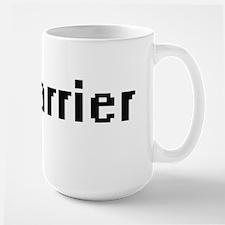 Farrier Retro Digital Job Design Mugs