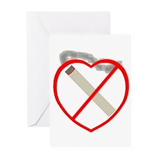 Quit Smoking Shop Greeting Card