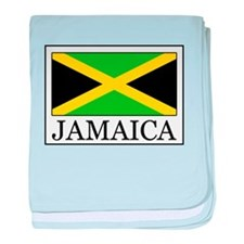 Jamaica baby blanket