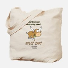 Boys Sill Yak Tote Bag