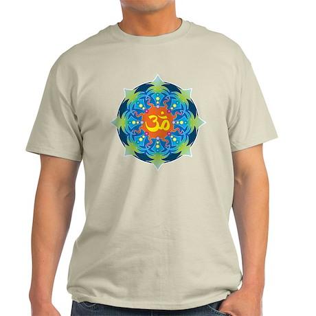 Buddhist Om Light T-Shirt