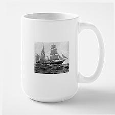 USS Michigan Mugs