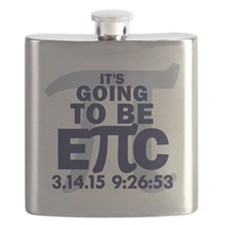 Epic Pi - Blue Flask