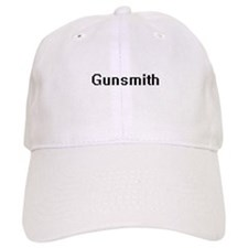 Gunsmith Retro Digital Job Design Baseball Cap