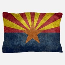 Arizona the 48th State - vintage retro Pillow Case