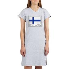 Finland Women's Nightshirt