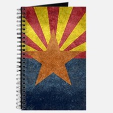 Arizona the 48th State - vintage retro ver Journal