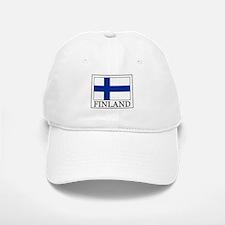 Finland Baseball Baseball Cap