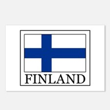 Finland Postcards (Package of 8)
