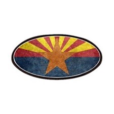Arizona the 48th State - vintage retro versi Patch