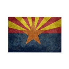 Arizona the 48th State - vintage retro ver Magnets