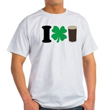 I Love Guiness T-Shirt