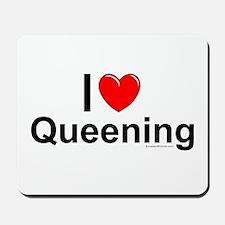 Queening Mousepad