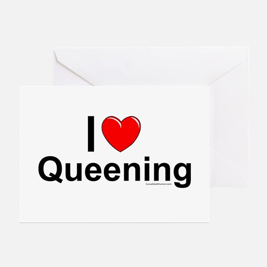 Queening Greeting Cards (Pk of 10)
