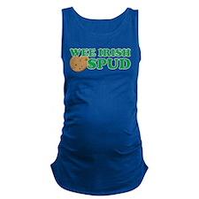 Wee Irish Spud Maternity Tank Top