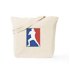 QUARTERBACK_1 Tote Bag