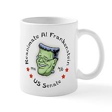 Reanimate Al Frankenstein Mug