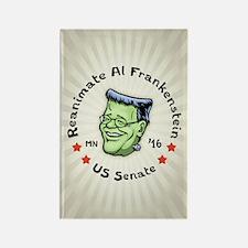 Reanimate Al Frankenst Rectangle Magnet (100 pack)