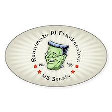 Reanimate Al Frankenstein Decal