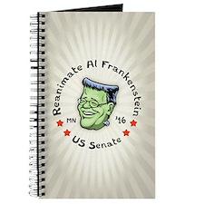 Reanimate Al Frankenstein Journal