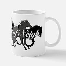 50 Shades of Neigh Mug