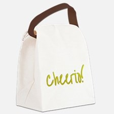Cheerio Canvas Lunch Bag