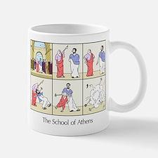 The School of Athens Mug