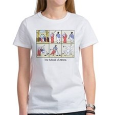 The School of Athens Tee