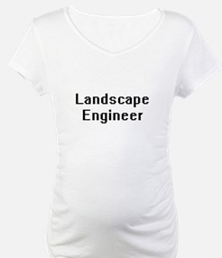 Landscape Engineer Retro Digital Shirt