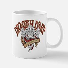 Dragon Harp Mug