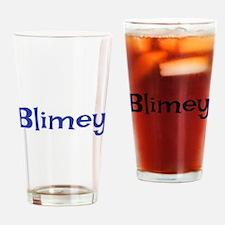 Blimey Drinking Glass