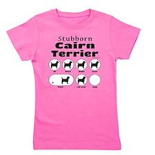 Stubborn Cairn 2 Girl's Tee