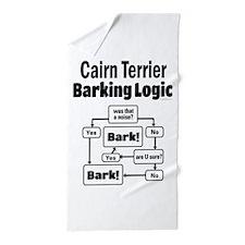 Cairn Logic Beach Towel