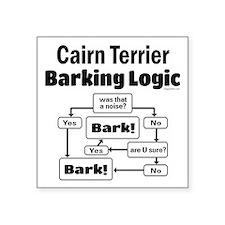 """Cairn Logic Square Sticker 3"""" x 3"""""""