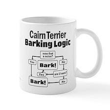 Cairn Logic Small Mugs