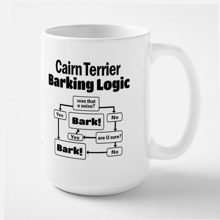 Cairn Logic Large Mug