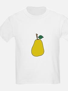 PEAR APPLIQUE T-Shirt