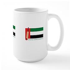 United Arab Emirates Cricket Mugs
