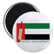 United Arab Emirates Cricket Magnets