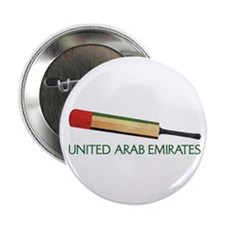 "United Arab Emirates Cricke 2.25"" Button (10 pack)"