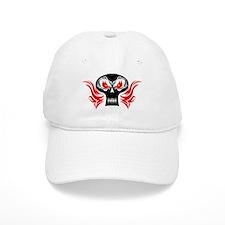 Tribal Skull Baseball Cap