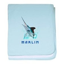 MARLIN baby blanket
