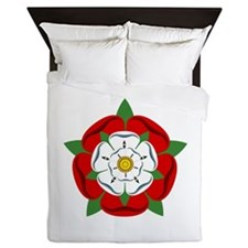 Tutor Rose Queen Duvet Cover