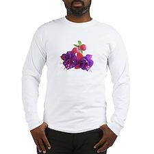 Fuchsia Lucia Long Sleeve T-Shirt