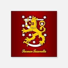 Finnish Arms Sticker