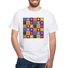 Pop Art Skull Shirt